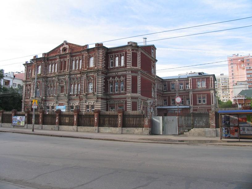 Реконструкция здания под родильный дом
