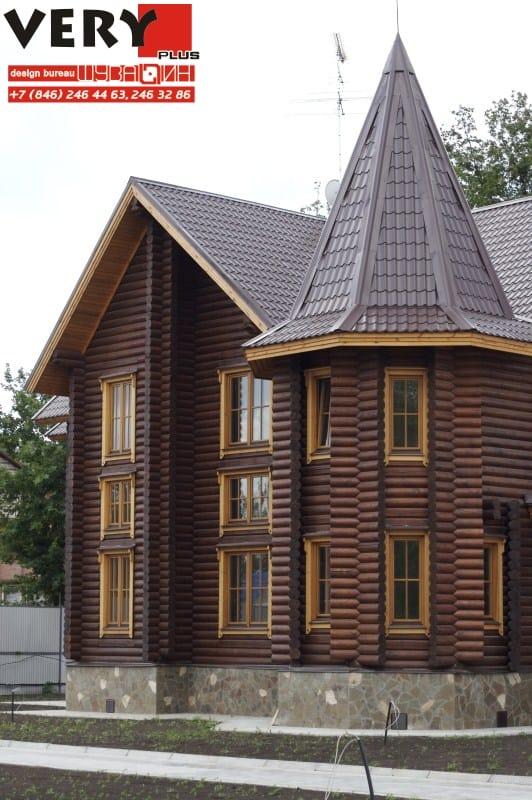 400 кв.м. Реализован  Проект дома