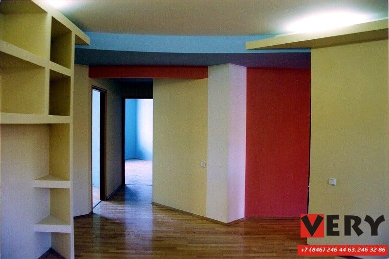 Реализация дизайн проекта квартиры