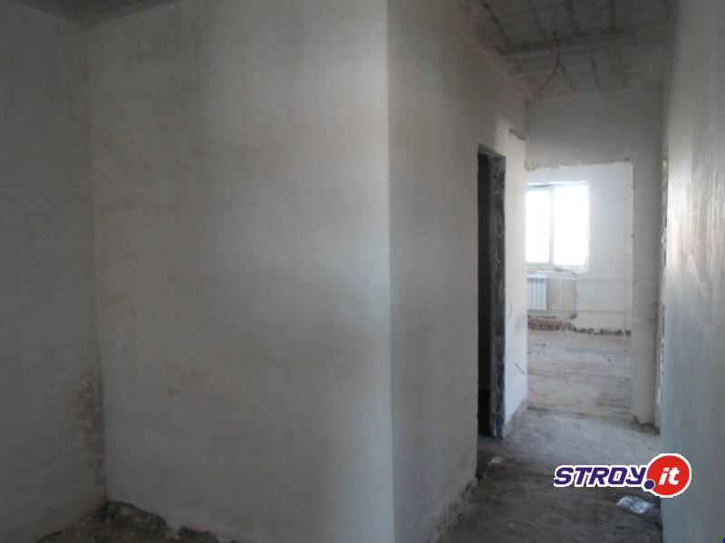 Гипсовая штукатурка стен интернат детей сирот по заказу СК ТОПАЗ