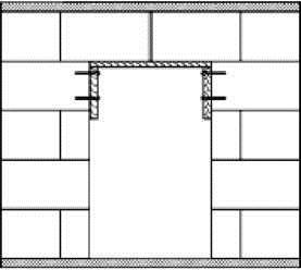 Устройство дверного проема